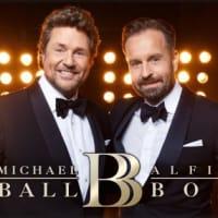 B&B マイケル・ボール&アルフィー・ボー コンサート @Orb  MICHAEL BALL & ALFIE BOE