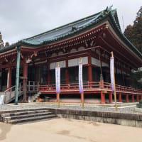 近畿探索・比叡山 今年の検証について