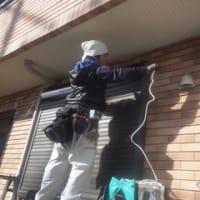 窓シャッターの電動化