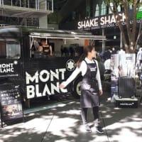 Montblanc TRAVEL series 旅するコーヒースタンド