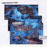 「地理を読む!」で出来上がった『バーフバリ』の地図