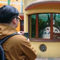 #0173 -'19. 三鷹駅南口から玉川上水に沿ってジブリ美術館へ