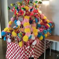 納涼祭の子ども樽みこし完成。今朝の埼玉版新知事誕生の大見出し。吉見のごみ処理施設整備組合解散?