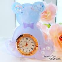 「♡IN arium clock♡」
