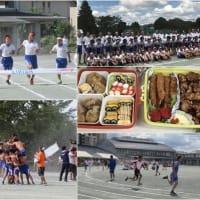 孫たちの文化祭・体育祭&ディズニーランド