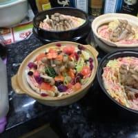 TTDIウエット・マーケットの「豚しゃぶ肉」でシャブ肉料理:今回、鍋じゃないけど、相変わらず素人の男料理じゃー
