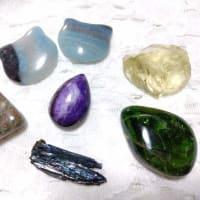 「レイイング オン ストーン」セミナーのご感想☆ ~大切な石との繋がりを深める~