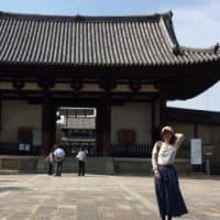 奈良の旅・法隆寺
