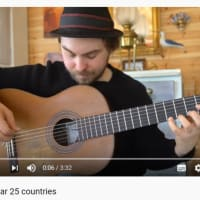 1 guitar 25 countries