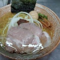 Weekendの麺処巡り 覆麺智 で 鯛煮干し