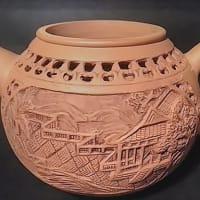 宜興の紫砂壷