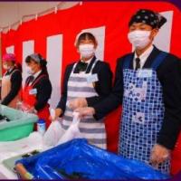 高校生の商業体験 『袋商ショップ』