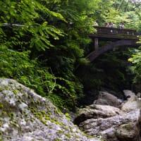 神戸岩(かのといわ)、そば処みちこ、東京都檜原村ツーリング