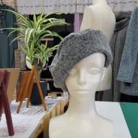簡単ベレー帽(カットソー生徒作品)