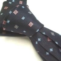 ネクタイと防寒