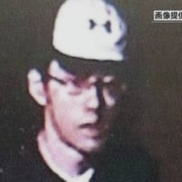 吹田交番拳銃強奪、防犯カメラの人物は東京在住の30歳代の男か