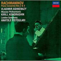◇クラシック音楽CDレビュー◇若き日の名ピアニスト アシュケナージ(26歳)のラフマニノフ:ピアノ協奏曲第2番/第3番