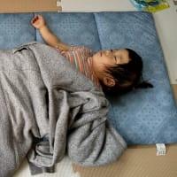 織り姫の昼寝