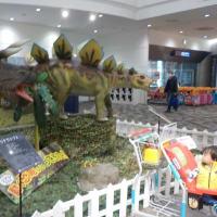 「ニュー・ステゴサウルス」^^?