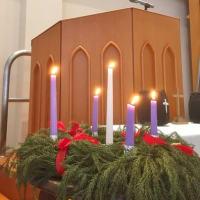 12月22日 クリスマス礼拝