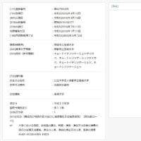 【知財記事(商標)】校名騒動
