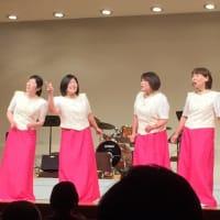 江戸川シニアコンサートに出演しました。