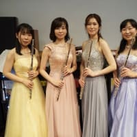 Vol.275 Lumiere Flute Ensemble クリスマス・フルートコンサート