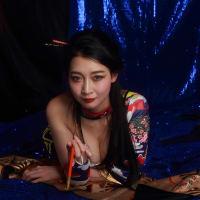 〔LaLaSweet撮影会〕中井静香撮影会画像 第二部 WWE日本人レスラーの横に居る間違った日本人像の女性マネージャー  その1