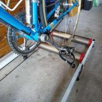ローラー練習は National自転車で
