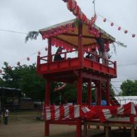 ■信太山盆踊り(2012年/平成24年8月14・15日)