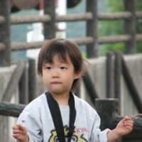 孫--近影2 my grandson