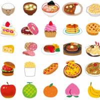 mの音と食べ物のレッスン