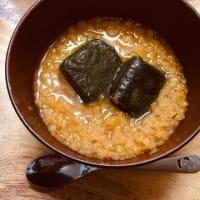 作り置き・・レンズ豆のお汁粉レシピ(⋈◍>◡<◍)。✧♡