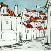 1930. エリセイラの町角