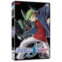 北米版Gundam SEED DESTINY 第3巻