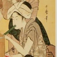 喜多川歌麿にみる着物