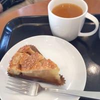 今年もスタバのアップルパイを楽しむ