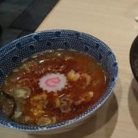 駅ナカにある食感の心地よいつけ麺