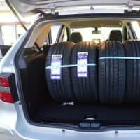 価格は最大の魅力!メルセデス「B170」にはZEETEX製タイヤを装着する事に!
