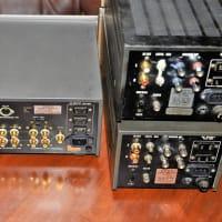 SONY TA-2000F+TA-3120でJBL#4425をドライブ
