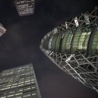 東京出張 夜景撮影巡り