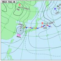 台風は去っても強風が・・/台風5号/強風/地球の風