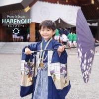 8/4 七五三神社ロケできます。札幌写真館フォトスタジオハレノヒ