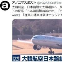 大韓航空が大幅運休でセルフ制裁www【いくバズライブ 木原誠二 8/21】(。-`ω-)北海道は韓国人だけ特別に歓迎するなよ。ほか海外ネタなど