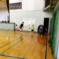 第5回山北高校小中学生バレーボール練習会報告