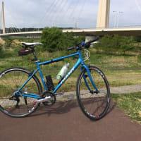 (祝)ロードバイク始めました(*^^)v