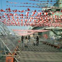 横浜トリエンナーレ 2005 (2) ここはデートコースでした。