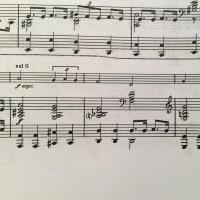 貴志康一のヴァイオリン独奏曲「水夫の歌」