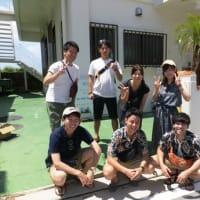 皆さん♪ありがとう~♪沖縄のコテージ(ペンション)