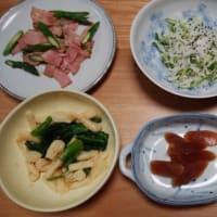 今日の朝食(12月9日)ブリの照り焼き